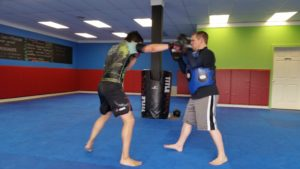 MMA Striking Jab