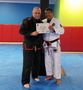 BJJ 3rd Degree Black Belt